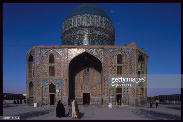 Mausole de Khaje Rabi Mashhad Iran