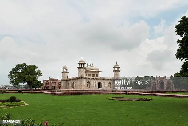 Mausoleum of Itimad-ud-Daulah Nicknamed Baby Taj