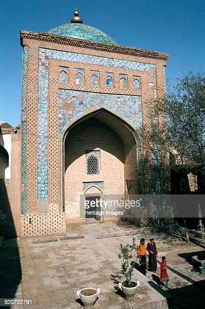 Mausoleum of Pahlavan Mahmud Khiva Uzbekistan Also known as the Mausoleum of the Khans the tomb of Pahlavan Mahmud patron saint of the city has...