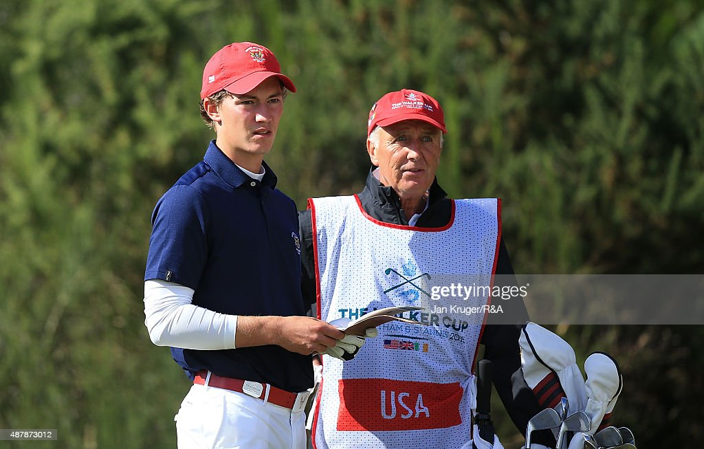 2015 Walker Cup - Day One : News Photo