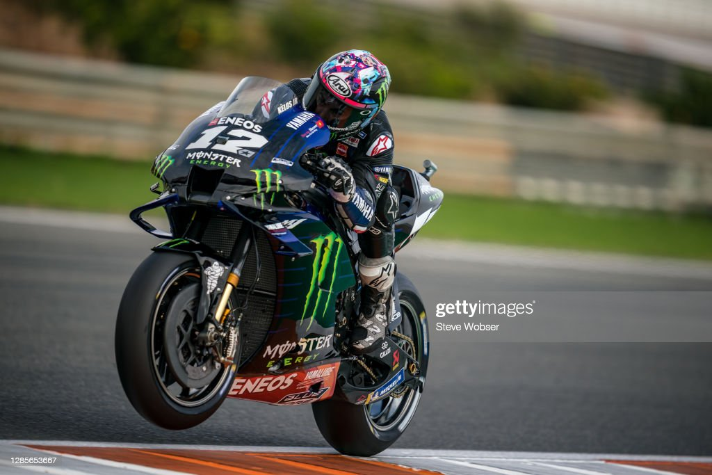 MotoGP of Comunitat Valenciana: Qualifying : News Photo