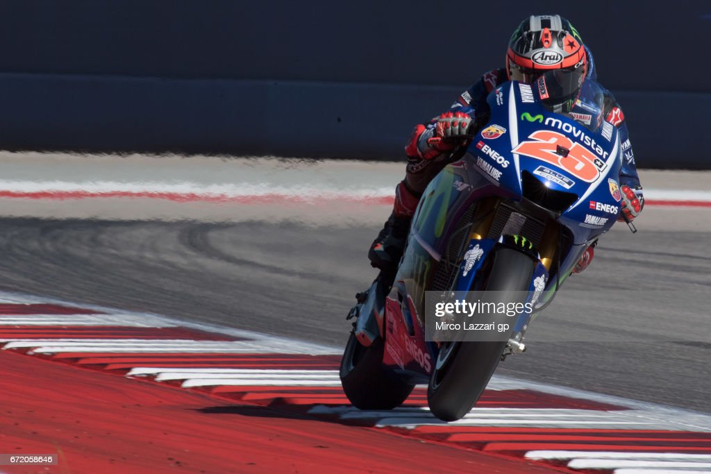 MotoGp Red Bull U.S. Grand Prix of The Americas - Race : News Photo