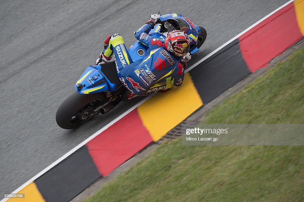 MotoGp of Germany - Free Practice
