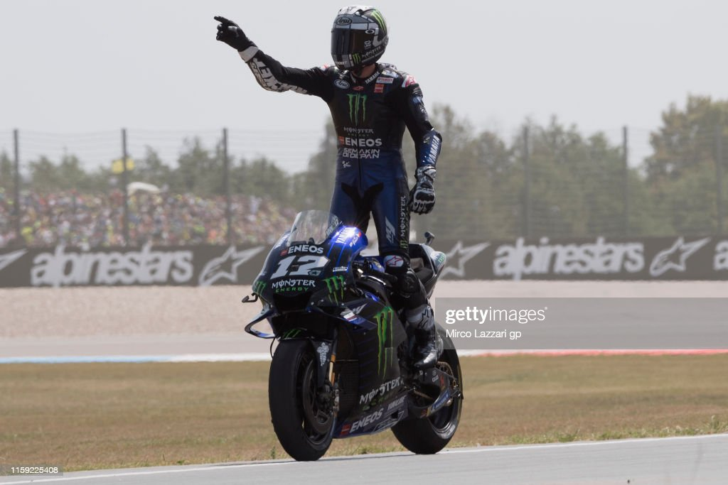 MotoGP Netherlands - Race : News Photo