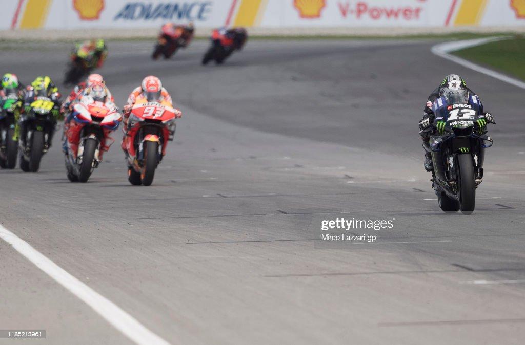 MotoGP of Malaysia - Race : News Photo