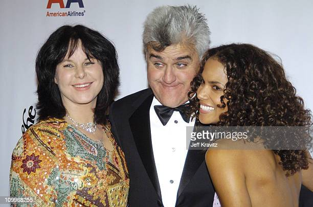 Mavis Leno Jay Leno and Halle Berry during 16th Carousel of Hope Presented by MercedesBenz to Benefit the Barbara Davis Center for Childhood Diabetes...