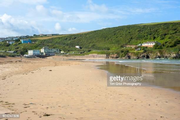 Mawgan Porth Beach, Cornwall