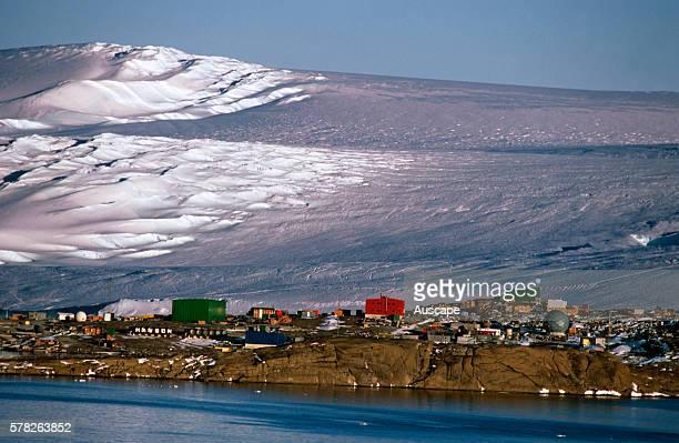 Mawson Station Australian Antarctic Territory Antarctica