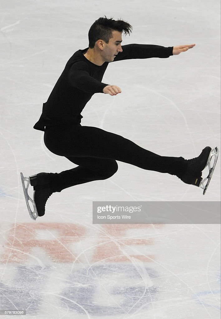 FIGURE SKATING: JAN 24 US Figure Skating Championships : News Photo
