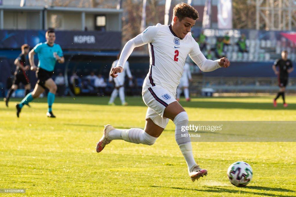 Croatia v England - 2021 UEFA European Under-21 Championship : News Photo