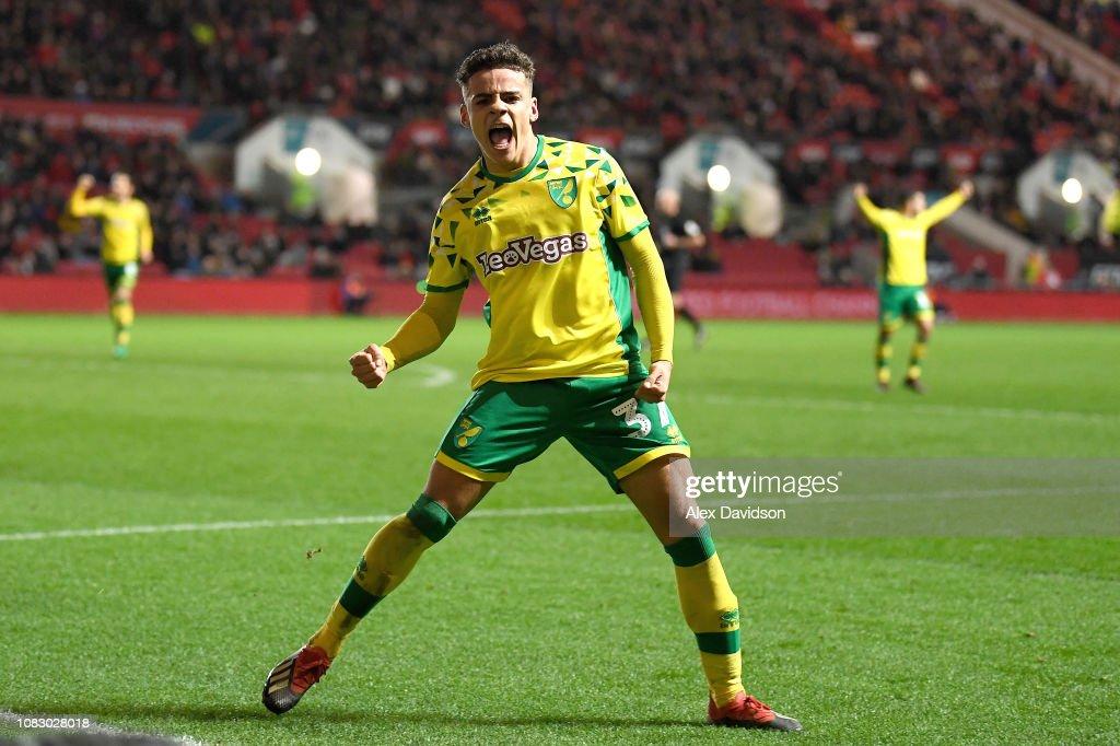 Bristol City v Norwich City - Sky Bet Championship : News Photo