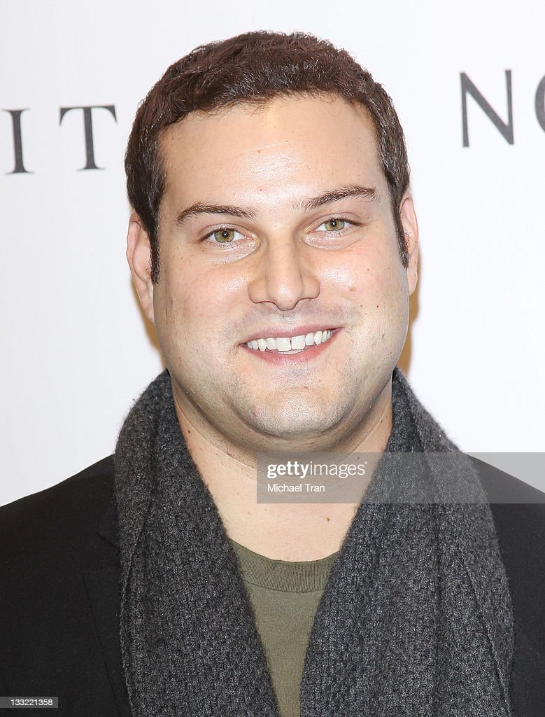 Max Adler attends the Ron White shoe collection launch and charity event held at Nordstrom at the Grove on November 17, 2011 in Los Angeles, California.