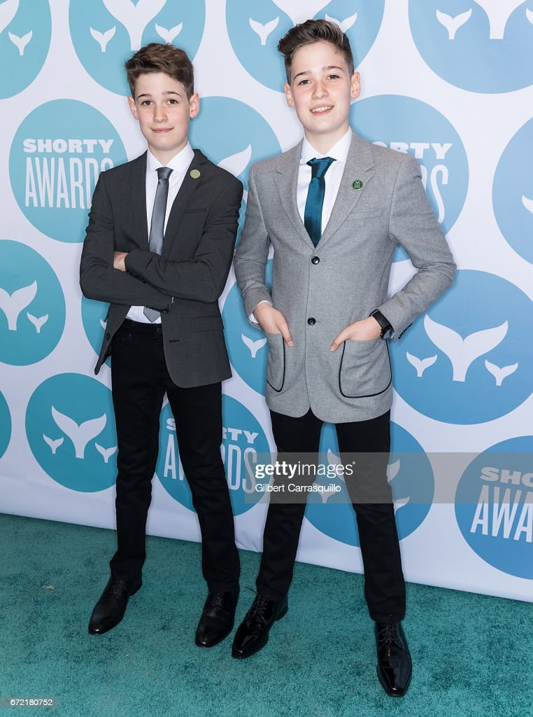 9th Annual Shorty Awards : News Photo