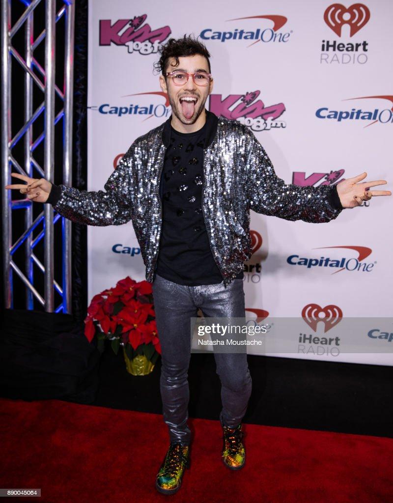 KISS 108's iHeartRadio Jingle Ball 2017