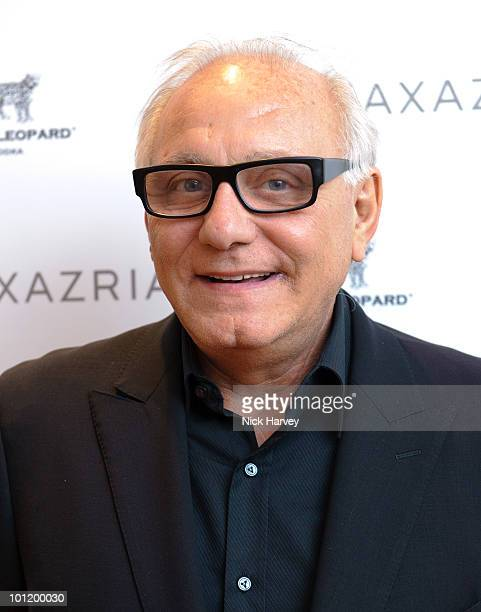 Max Azria attends the store launch party for BCBGMAXAZRIA on King's Road on May 27 2010 in London England