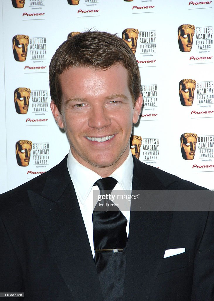The 2006 British Academy Television Awards  - Press Room