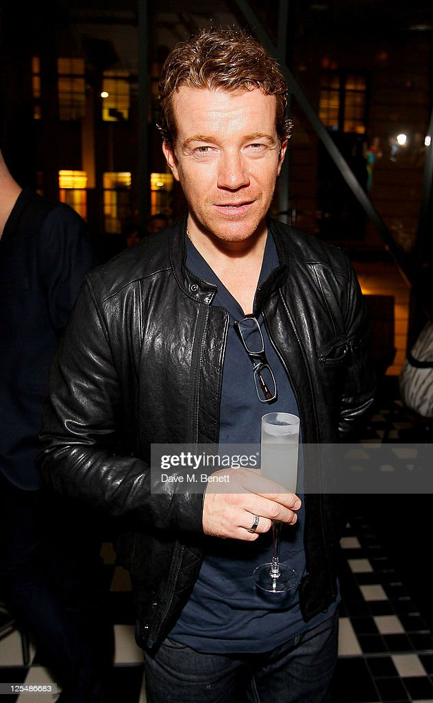 Jonathan Saunders: London Fashion Week Spring/Summer 2012 - Aftershow Party