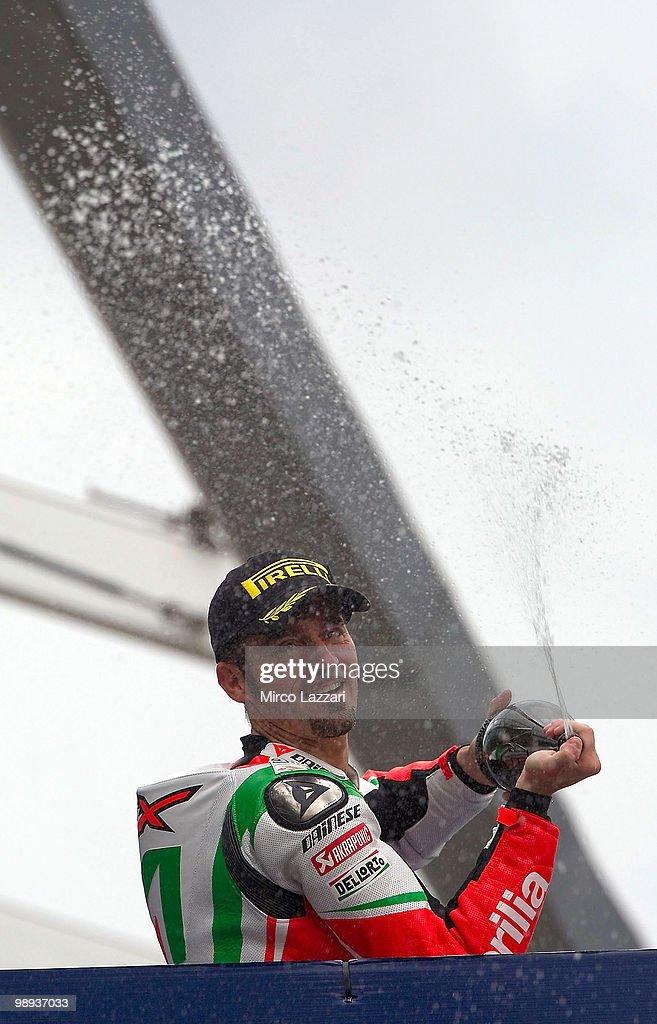 Superbike Grand Prix of Monza