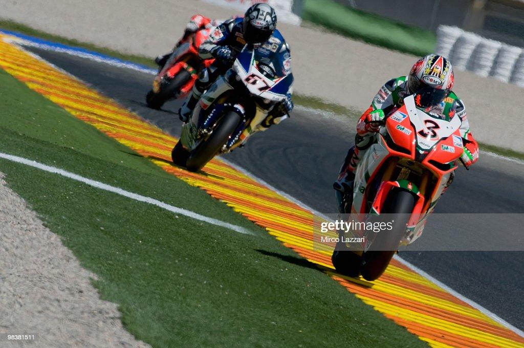 Superbike Grand Prix of Valencia - Qualifying Practice 2