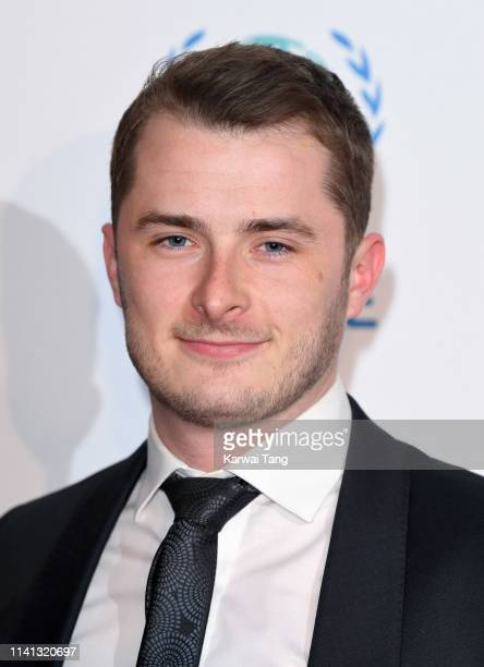 Max Bowden attends the Football for Peace Initiative Dinner by Global Gift Foundation at Corinthia Hotel London on April 08 2019 in London England