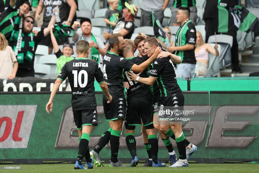 A-League Rd 21 - Western United v Central Coast : News Photo