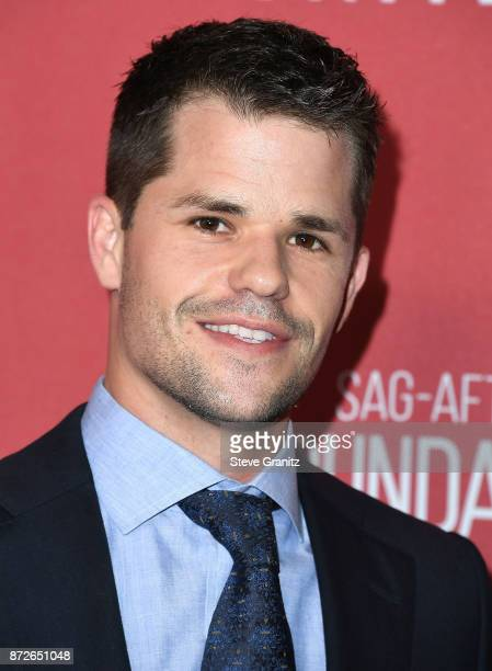 Max Carver arrives at the SAGAFTRA Foundation Patron of the Artists Awards 2017 on November 9 2017 in Beverly Hills California