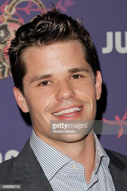 Max Carver attends Just Jared's homecoming dance at El Rey Theatre on November 20 2014 in Los Angeles California
