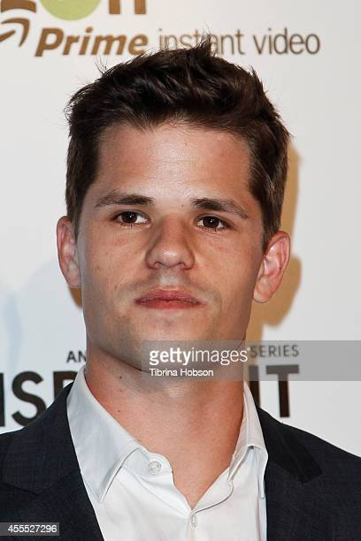 Max Carver attends the premiere of Amazon Studios' 'Transparent' at Ace Hotel on September 15 2014 in Los Angeles California