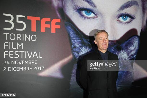 Max Casacci during the opening ceremony of he 35nd edition of the Torino Film Festival on 24 November 2017 in Turin Italy