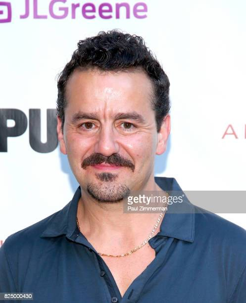 Max Casella attends 'A Midsummer Night's Dream' Opening Night at Delacorte Theater on July 31 2017 in New York City