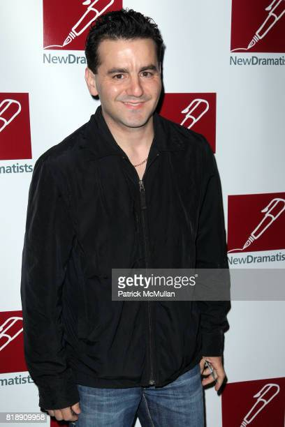 Max Casella attends NEW DRAMATIST 61st Annual Spring Luncheon at The Marriott Marquis on May 18 2010 in New York City