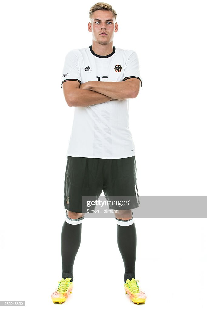 German Olympic Football Team - Photocall