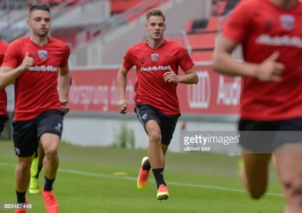 Max Christiansen waehrend dem Trainingsauftakt des FC Ingolstadt 04 fuer die Saison 2016/2017 im AUDI Sportpark am 03 Juli 2016 in Ingolstadt