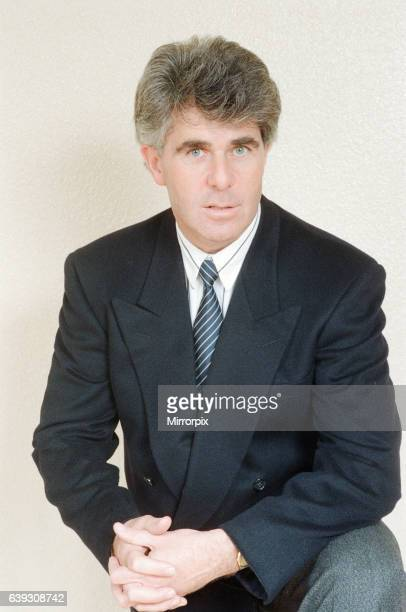 Max Clifford, Publicist, 31st March 1989.