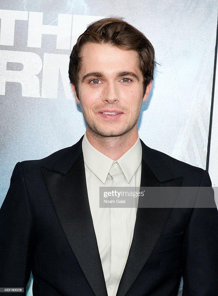 'Into The Storm' New York Premiere : News Photo