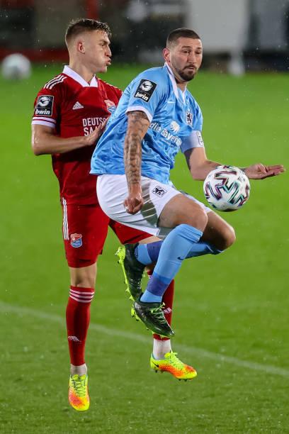 DEU: SpVgg Unterhaching v TSV 1860 Muenchen - 3. Liga
