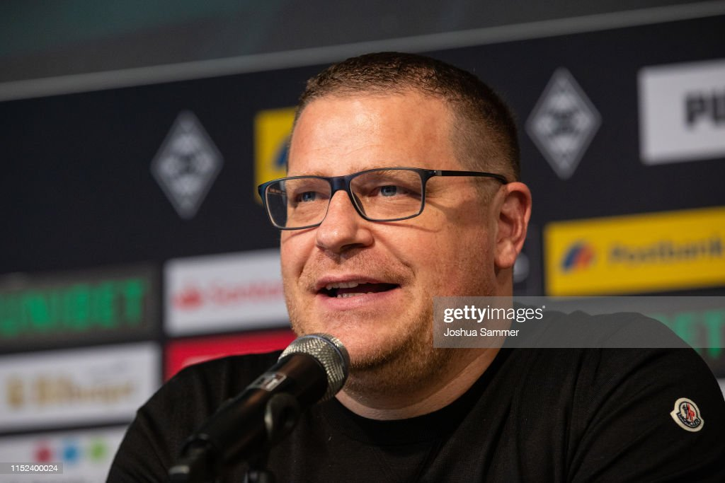 Borussia Moenchengladbach Unveils New Head Coach Marco Rose : News Photo