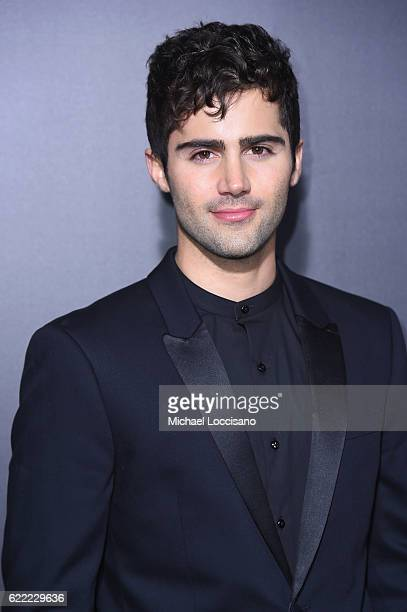 Max Ehrich attends the Fantastic Beasts And Where To Find Them World Premiere at Alice Tully Hall Lincoln Center on November 10 2016 in New York City