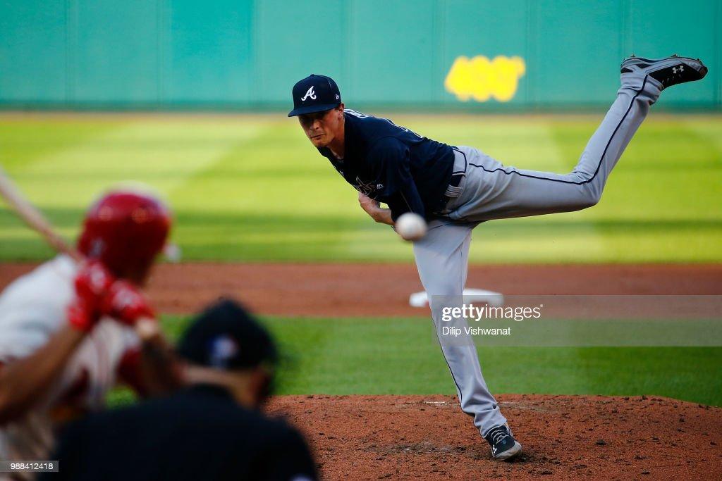 Atlanta Braves v St Louis Cardinals : News Photo