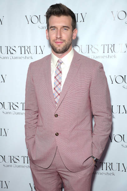 """CA: Celebrity Photographer Sam Dameshek's Black Tie Book Release Event For """"Yours Truly"""""""