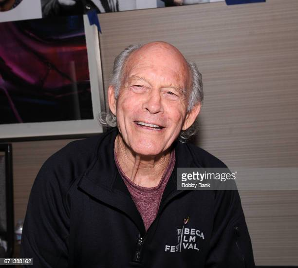 Max Gail attends Chiller Theatre Expo Spring 2017 at Hilton Parsippany on April 21 2017 in Parsippany New Jersey