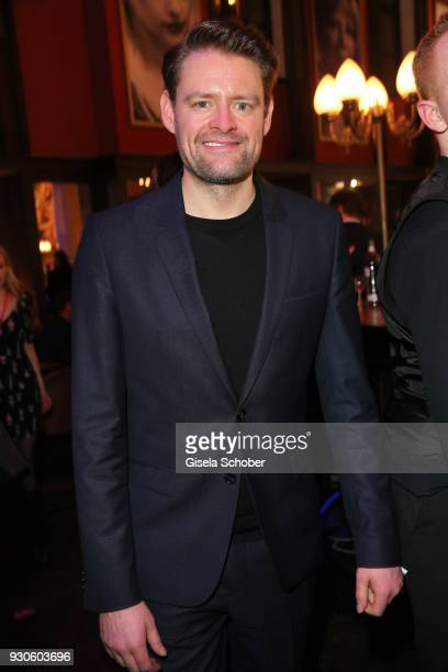 Max Giermann during the BUNTE BMW Festival Night 2018 on the occasion of the 68th Berlinale International Film Festival Berlin at Restaurant...