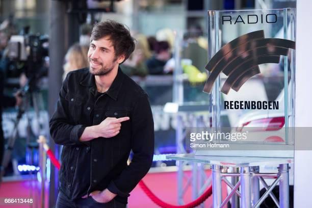 Max Giesinger attends the Radio Regenbogen Award 2017 at Europapark on April 7 2017 in Rust Germany