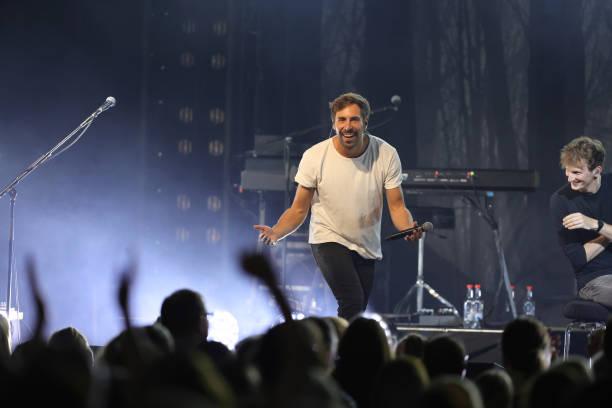 DEU: Max Giesinger Performs In Bonn