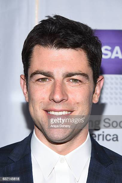Max Greenfield arrives at the 2017 Annual Artios Awards at The Beverly Hilton Hotel on January 19 2017 in Beverly Hills California