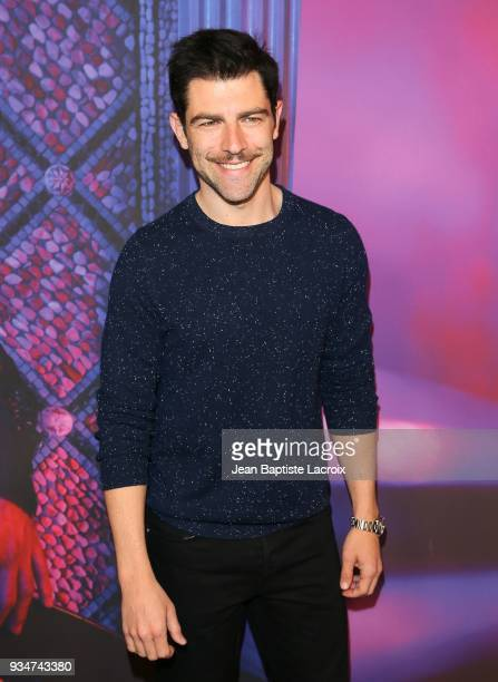 Max Greenfield attends the for your consideration event for FX's 'The Assassination Of Gianni Versace American Crime Story' on March 19 2018 in Los...