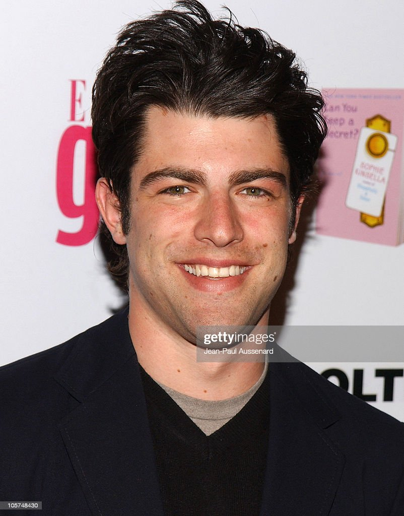 Max Greenfield during ELLEGIRL's 1st Annual Hollywood Prom - Arrivals at Hollywood Athletic Club in Hollywood, California, United States.