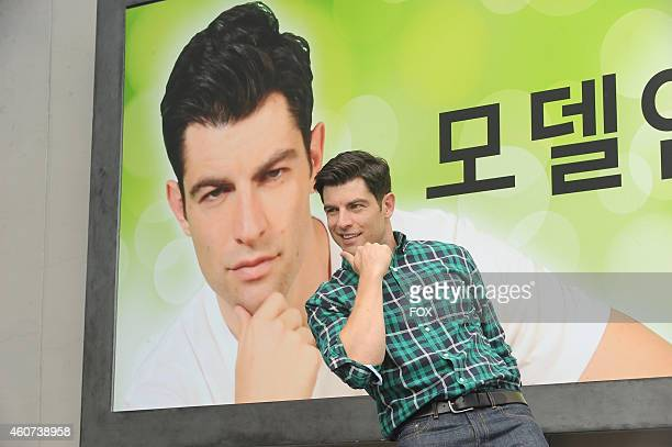 Max Greenfield in the 'Micro' episode of NEW GIRL airing Tuesday Oct 7 2014 on FOX