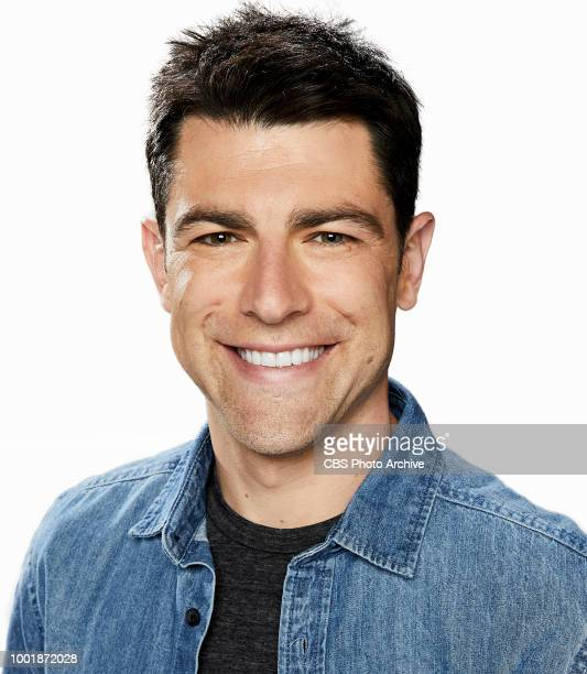 Max Greenfield plays Dave Johnson on the upcoming CBS Comedy The Neighborhood The Neighborhood premieres Monday October 1st on the CBS Television...