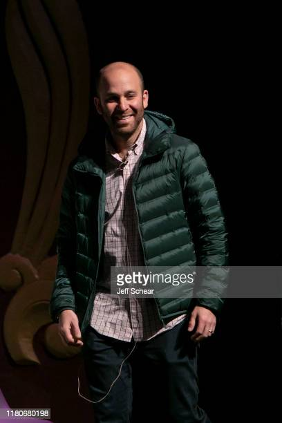 Max Grossman attends the Catalyst Content Festival on October 12 2019 in Duluth Minnesota